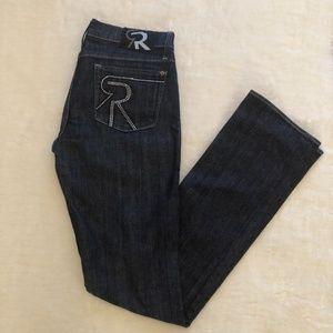 Rock & Republic tall lady jeans / long inseam